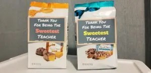 Teacher Appreciation Gift Free Printable Candy Tags