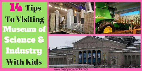 Tips for Chicago Museum of Science and Industry