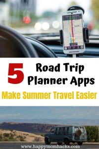 Free Road Trip Planner Apps. 5 Best budget friendly apps to plan hotels, restaurant stops, check gas prices and find the fastest travel route. Make your next road trip easier by downloading these apps today. #roadtrip #freeapps #roadtripplanner #familytravel