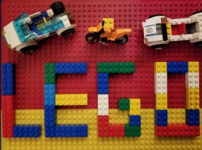 Lego Challenges are a great way to spend a family game night at home.