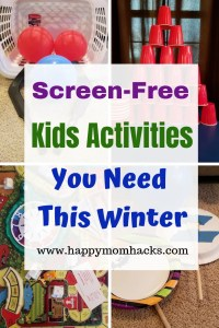 Best Indoor Activities for Kids. Fun and easy games to play indoors at home on rainy days. Great fun for after school or weekend in the winter and spring. #easygames #kidsactivities