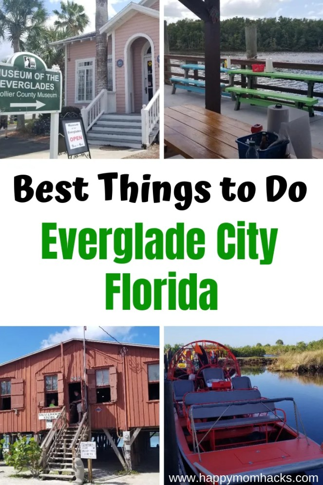 Everglade City Florida. Best Things to do on a trip to the Everglades and Airboat Rides review. Visit cool museums, great restaurants, Everglades National Park and Big Cypress National Preserve. Ultimate guide to traveling to Everglade City. #everglades #familytravel #florida #airboats
