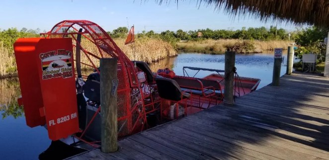 Best Airboat Rides in Florida Everglades. Corrie Billie's Airboat Rides a full guide on what to see and do. See tons of wildlife and zip through the Everglades. Plus side trips to Everglade City and Big Cypress National Park.  A fun  adventure everyone in your family will love! #everglades #florida #airboat #familytravel #travelwithkids