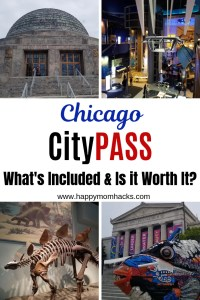 See the Best Chicago Attractions with the Chicago CityPASS- Learn what's Included and how it works. You'll save 50% on Chicago Attractions including 4 museums on your next visit to Chicago. #chicagoattractions #visitchicago #museums #chicago #familytravel