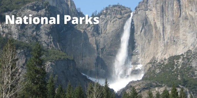 Best National Parks in the USA to visit with kids.