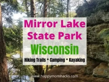 Things to Do in Mirror Lake State Park Wisconsin