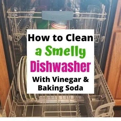 How to Clean a Smelly Dishwasher in 4 Easy Steps with Vinegar & Baking Soda.
