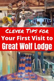 First Time Tips for Great Wolf Lodge Wisconsin Dells. Everything you need to know from the Waterpark to MagiQuest, Where to eat & Activities for families. Plus money saving tips to make your trip affordable. Be ready for an awesome Family Vacation in Wisconsin Dells at Great Wolf Lodge. #wisconsindells #greatwolflodge #greatwolflodgetips #wisconsindellsresort