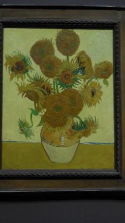Londres National Gallery_12 - Vincent Van Gogh - Sunflowers