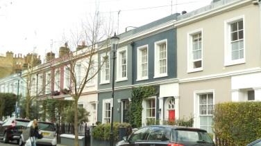 Londres - Notting Hill - Portobello Road3