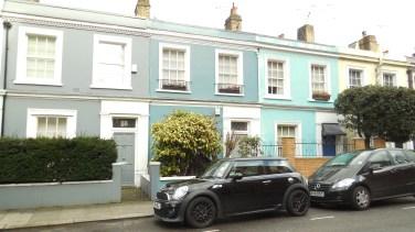 Londres - Notting Hill - Portobello Road4