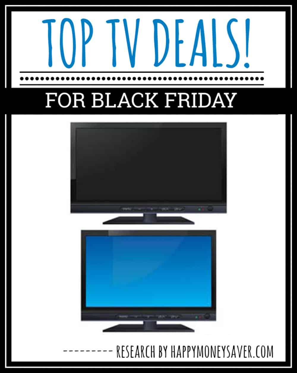 top black friday tv deals for 2020