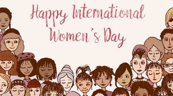 Happy Women's Day Greetings Images