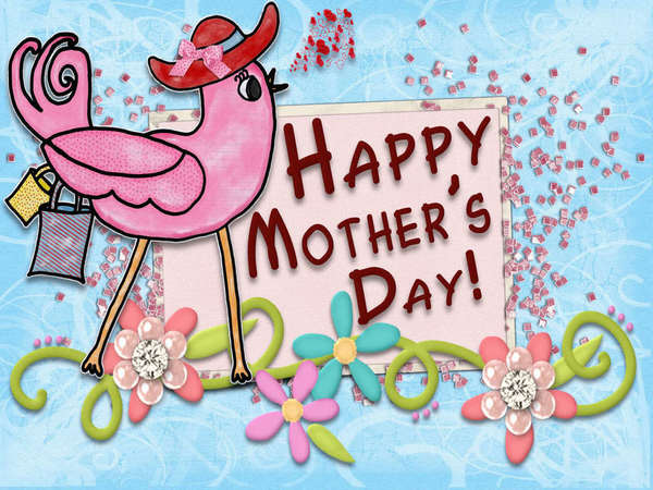 Mothers Day Cartoon Images
