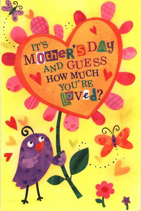 Mothers day sayings for cards