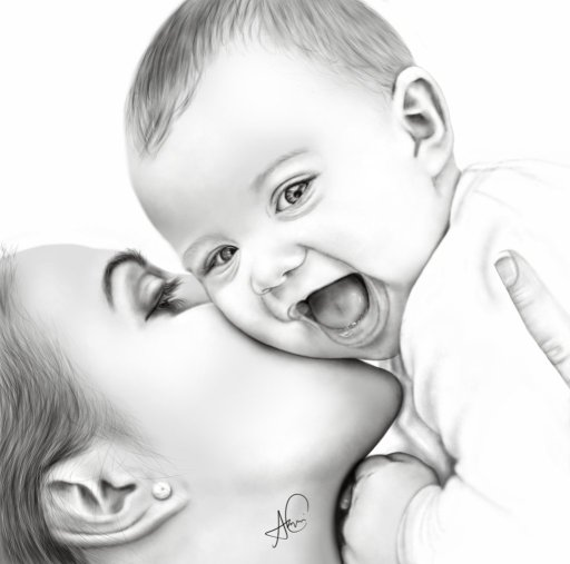 First Mothers Day Images