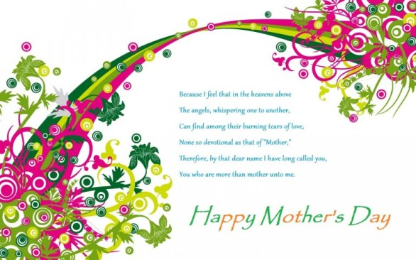 Mothers Day Greetings Cards