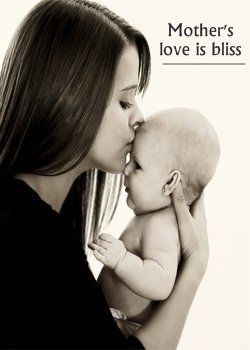 new whatsapp disply pics showing true love of mother in full hd images