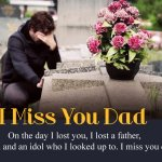 Sad Fathers Day Quotes for Dads That Passed Away