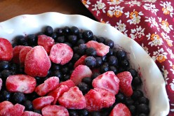 Look at those yummy berries!