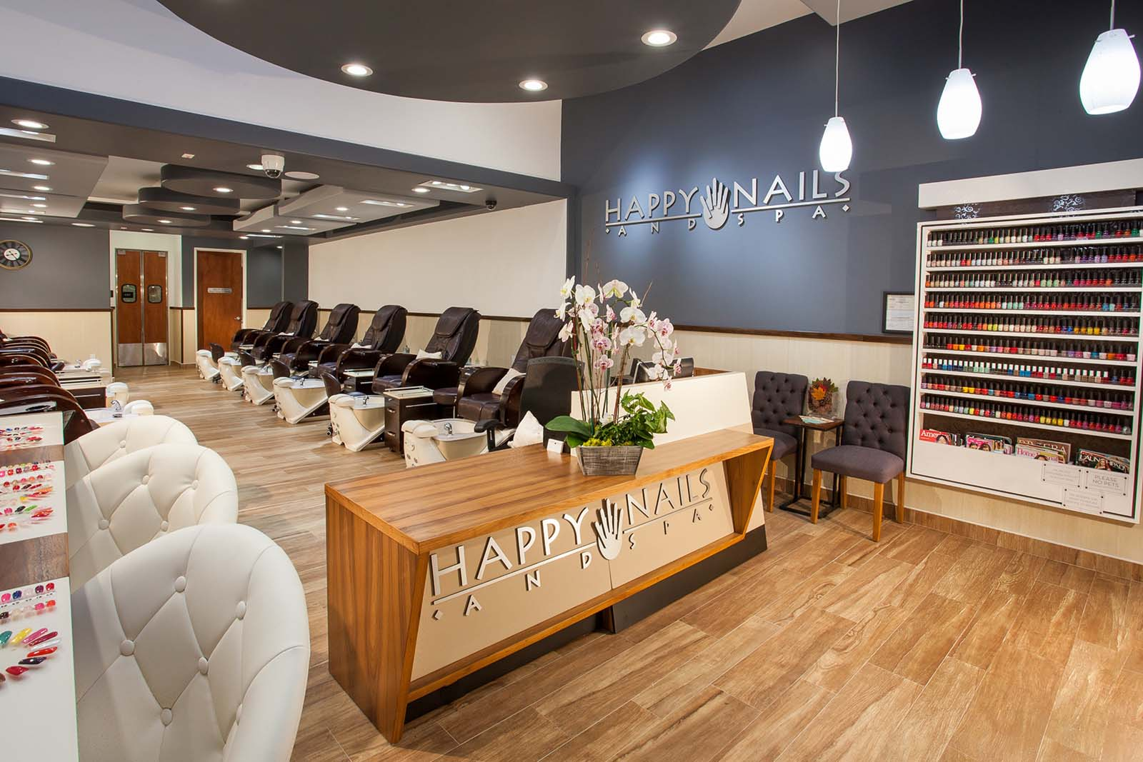 Home Hy Nails And Spa Salons