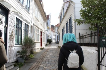 Britta in Bergen
