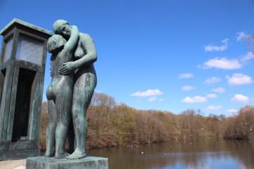 One of Gustav Vigeland's Sculptures...