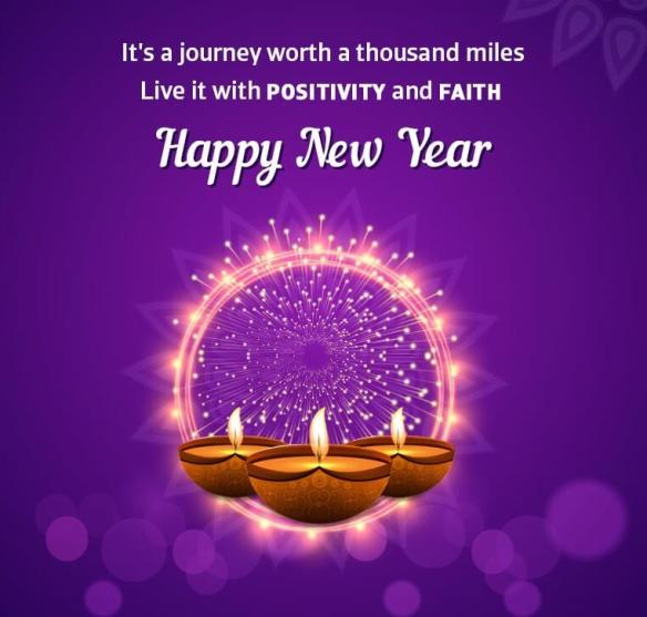 Happy New Year Blessings Quotes Greetings