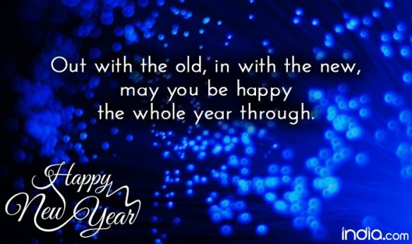 Happy New Year Blessings Wishes