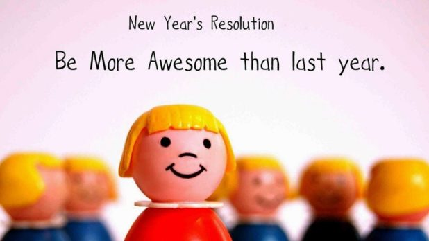 Happy New Year Funny Resolution