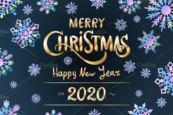 Merry Christmas And Happy New Year 2020 Wishes 15