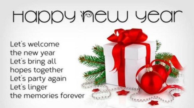 happy new year quotes and phrases for happy new year