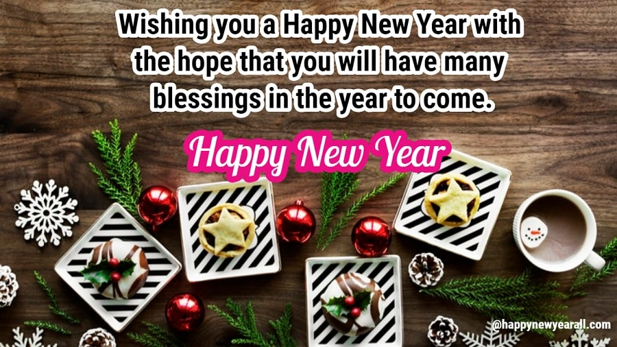 Happy Blessed New Year Quotes 2021