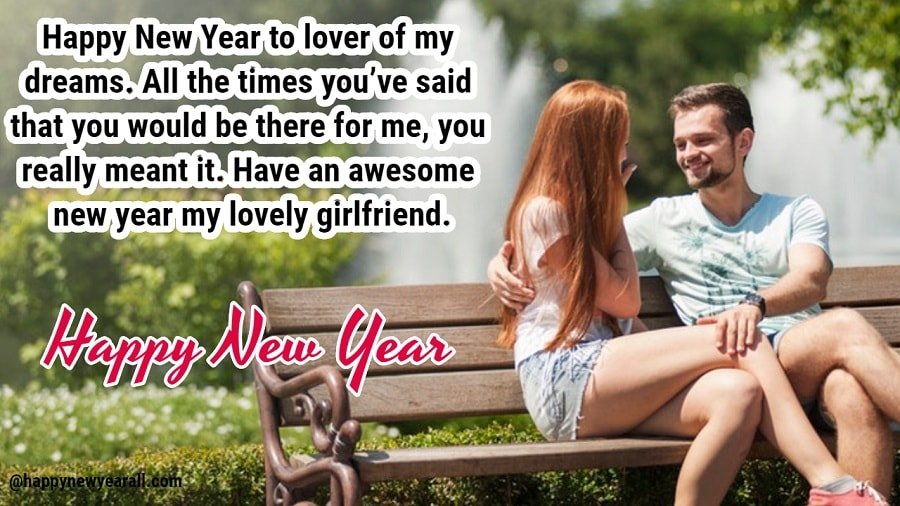 Romantic new year quotes for girlfriend
