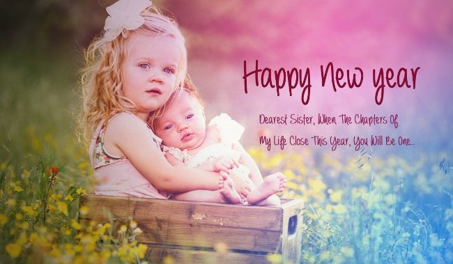 Happy New Year Sisters