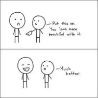 Cute Cartoon about SHARING a SMILE ...