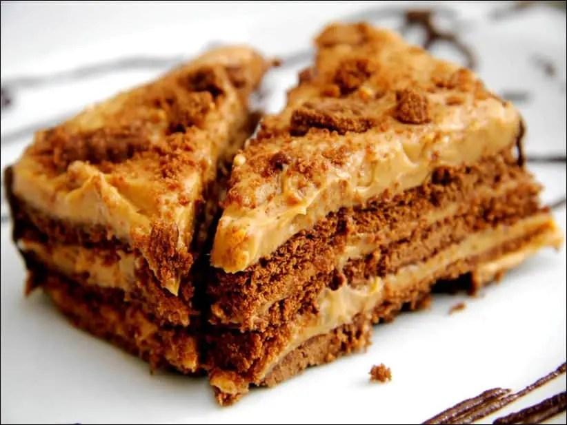 chocotorta gateau argentin chocolat