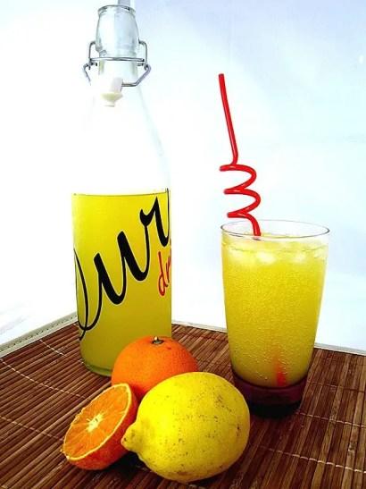 limonade agrumes
