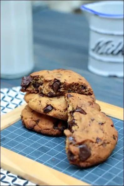 cookies sans gluten sans lactose