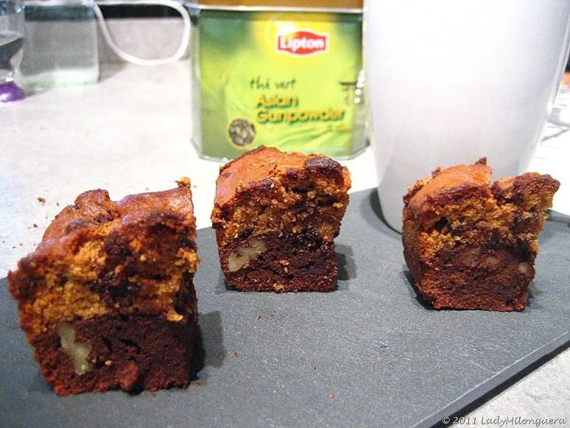 brookies chocolat pecan
