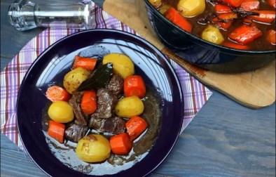 bœuf cocotte au cidre