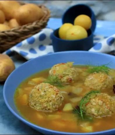boulettes de poisson blanc
