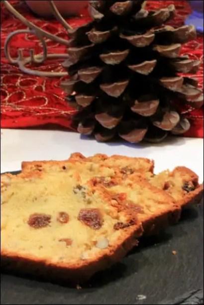 cake fruits secs moelleux