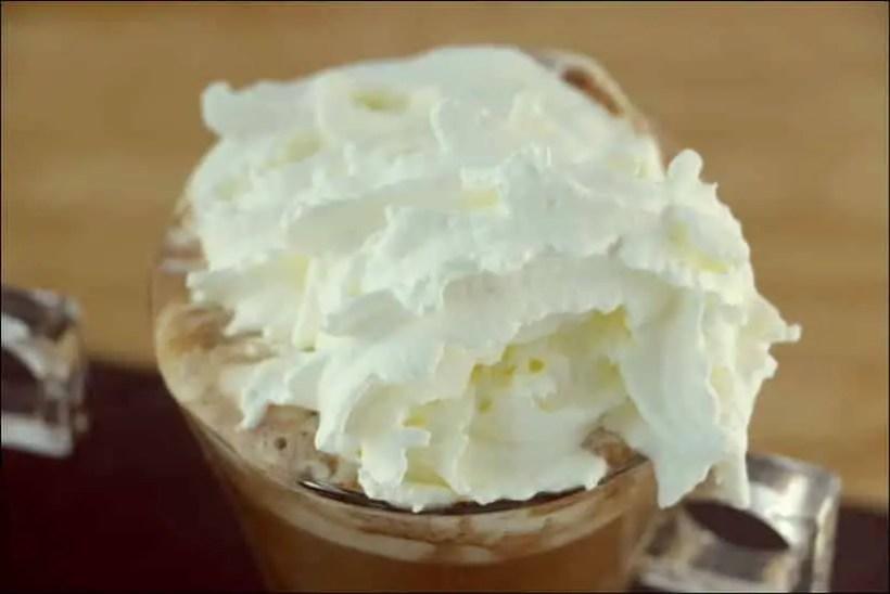chocolat viennois vanille