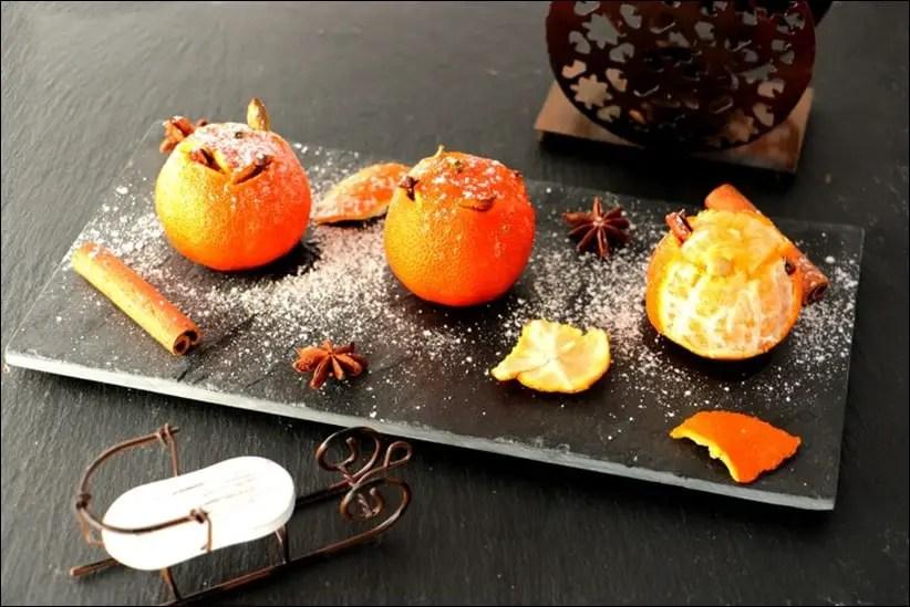 clementine rotie epices