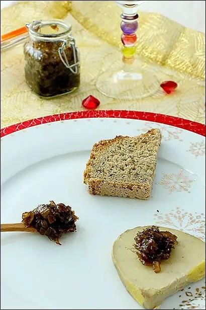 recette de confit d'oignons