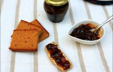 confiture de mirabelles aux épices et anis