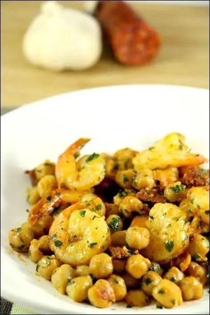 Crevettes-piquantes-pois-chiches (1)