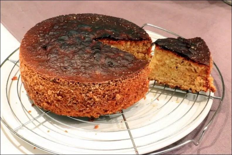 gâteau au yaourt ultra léger