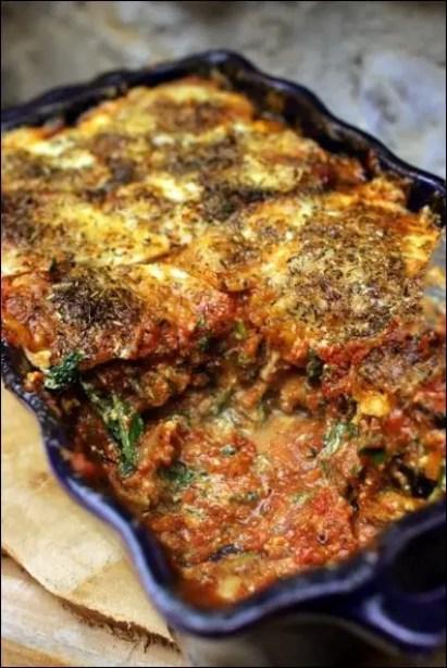 gratin aubergine tomate mozzarella